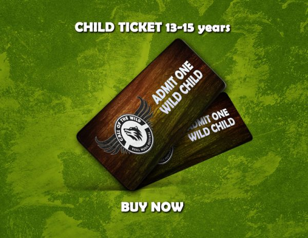 Child Tickets 13-15 product image