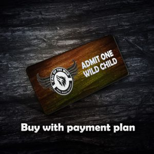 Tier One Ticket with Payment Plan Image