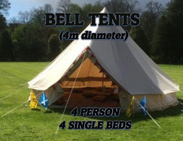Bell Tents 4 person Image